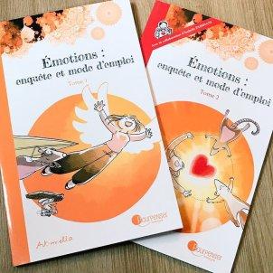 Emotions enquête et mode d'emploi tome 1 et 2